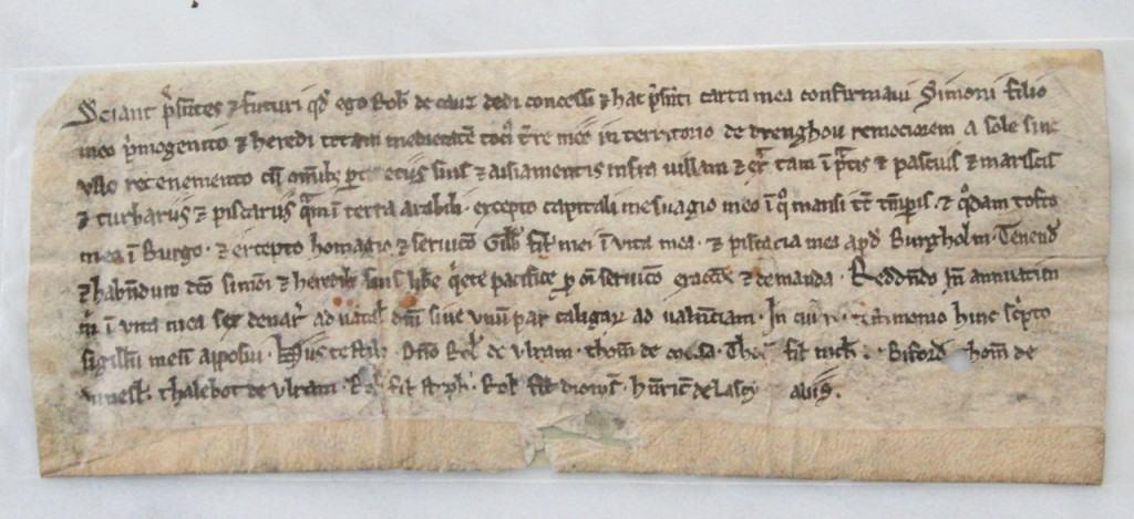 Medieval Manuscript Appraisal