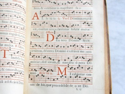 Rare Book Auction - the Value of a 17th century Music Book