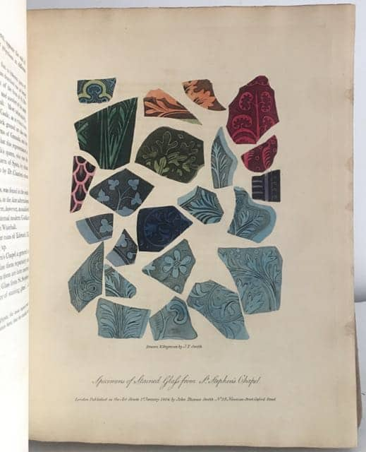 Colored Plate Book Value
